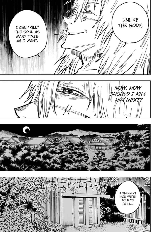Jujutsu Kaisen, Chapter 31 image 012
