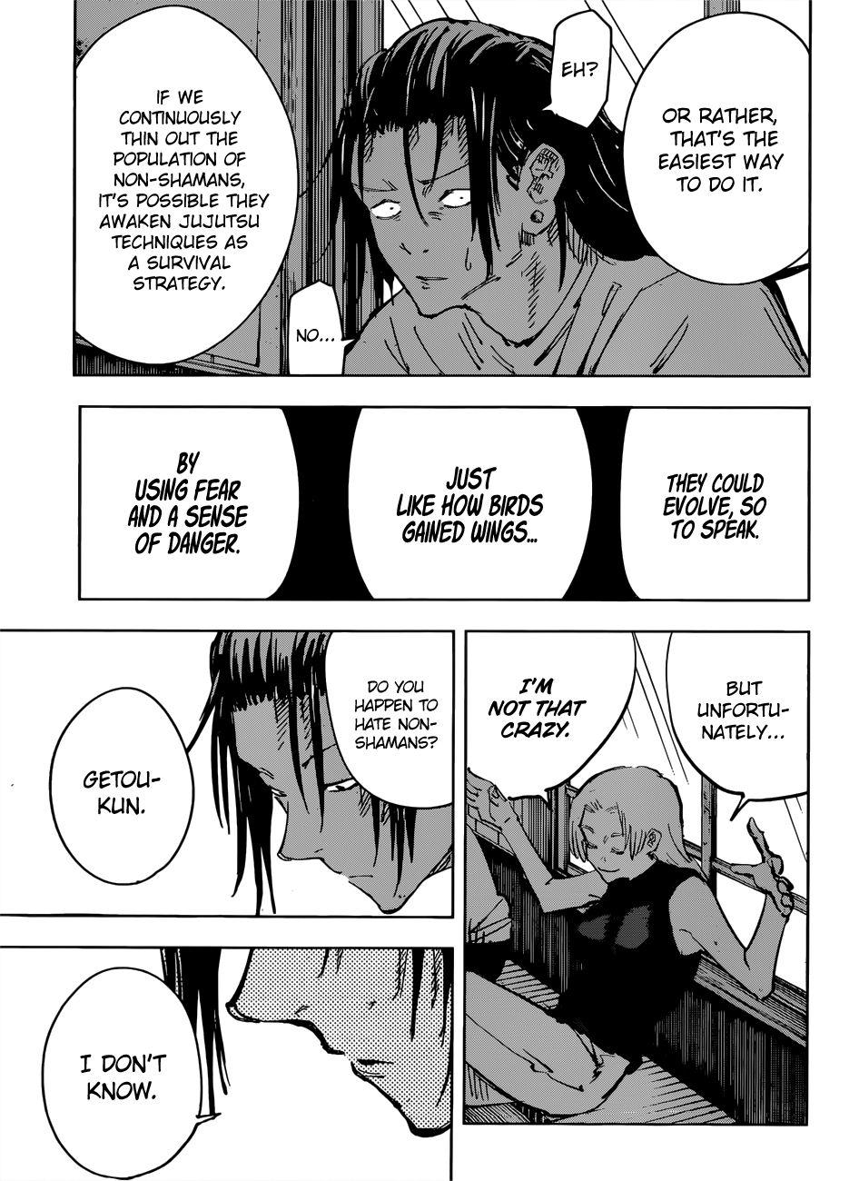 Jujutsu Kaisen, Chapter 77 image 011