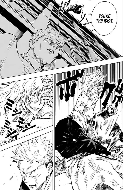 Jujutsu Kaisen, Chapter 29 image 013