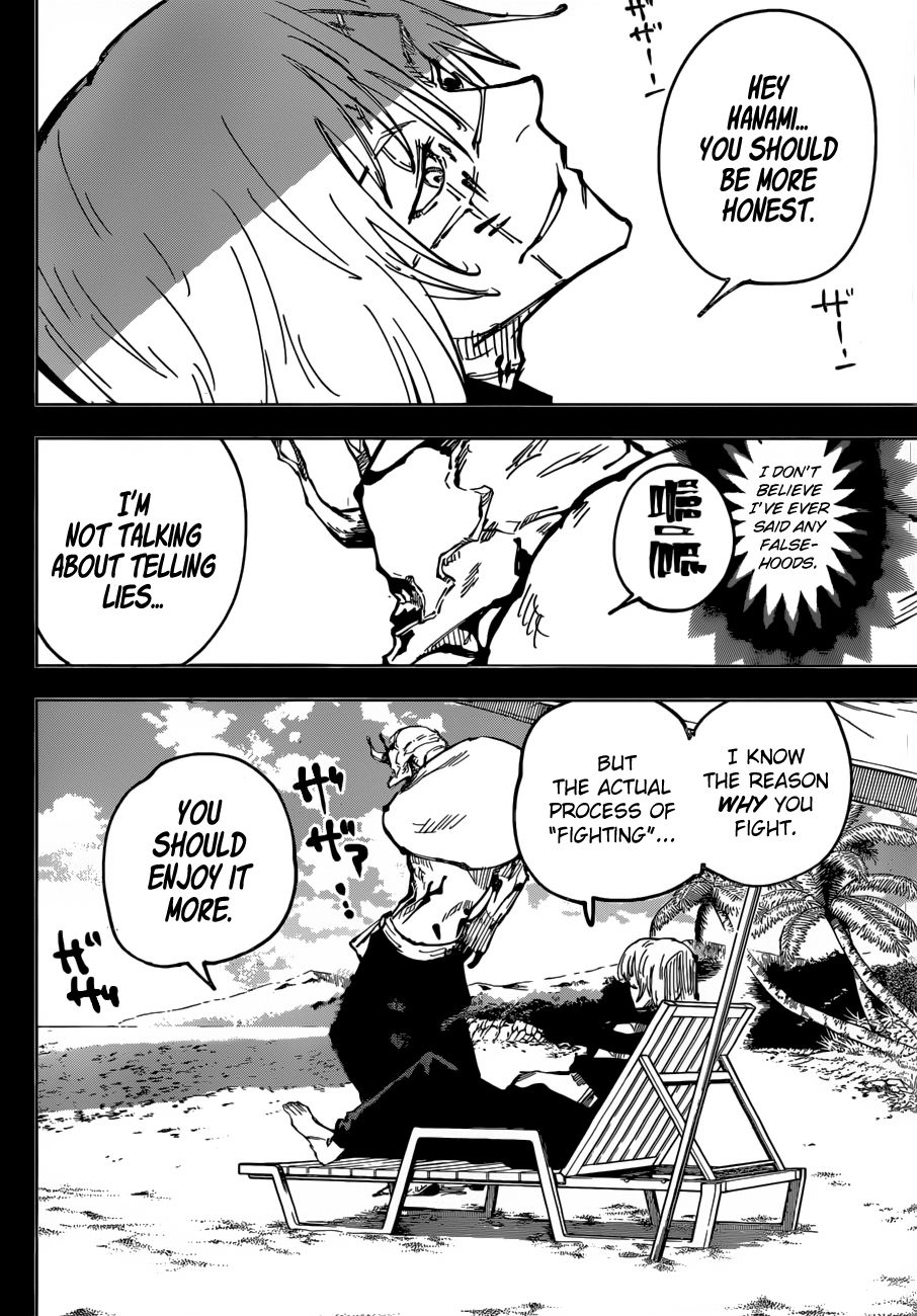 Jujutsu Kaisen, Chapter 49 image 015