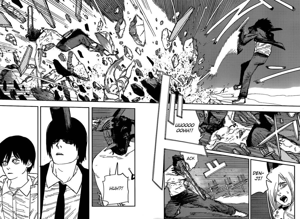Chainsaw Man, Chapter 78 - Snowball Fight image 002