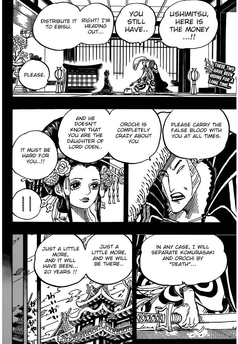 One Piece, Chapter 974 image 002