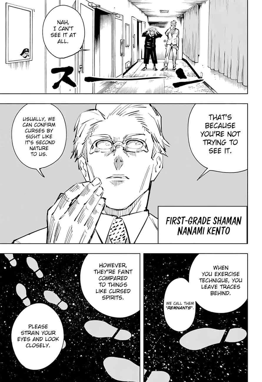 Jujutsu Kaisen, Chapter 19 image 009