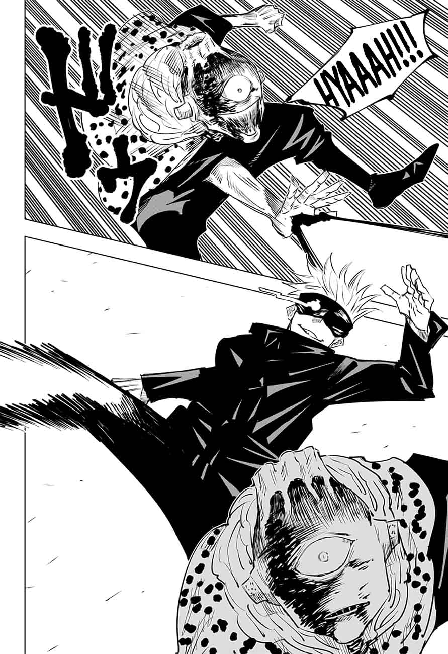 Jujutsu Kaisen, Chapter 14 image 015