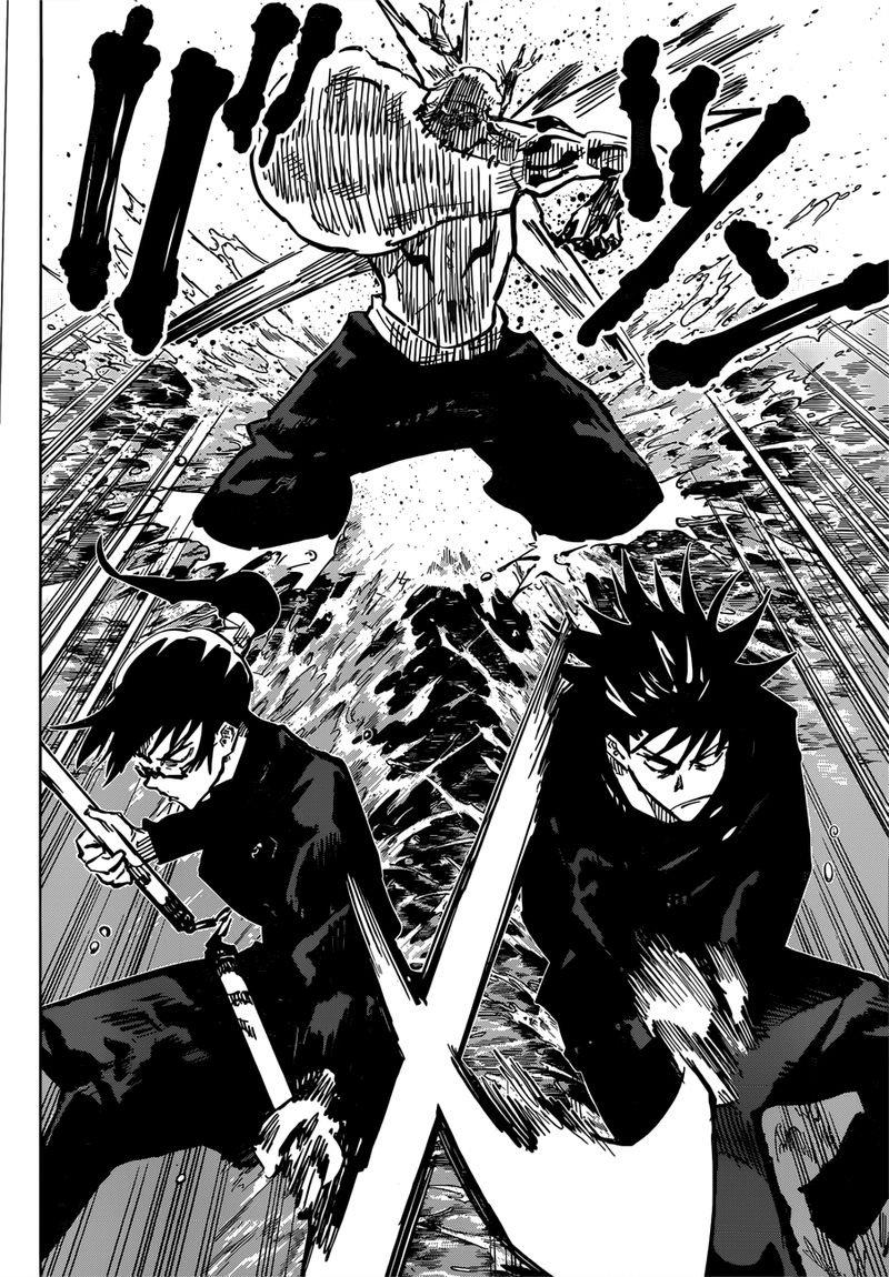 Jujutsu Kaisen, Chapter 47 image 009