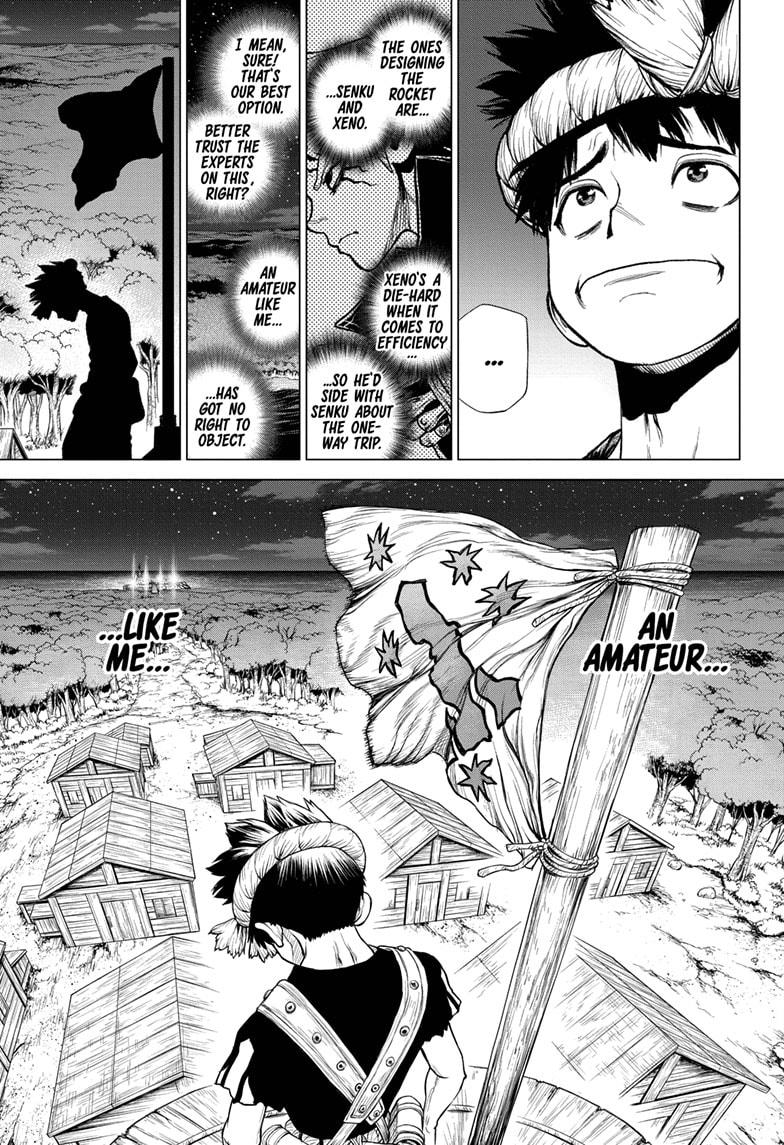 Dr. Stone, Chapter 210 image 10