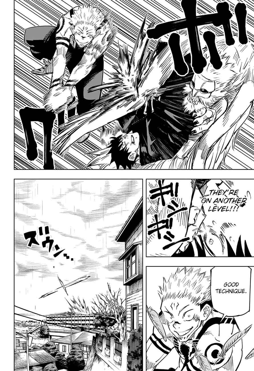 Jujutsu Kaisen, Chapter 9 image 010