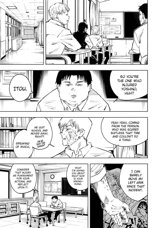 Jujutsu Kaisen, Chapter 31 image 018