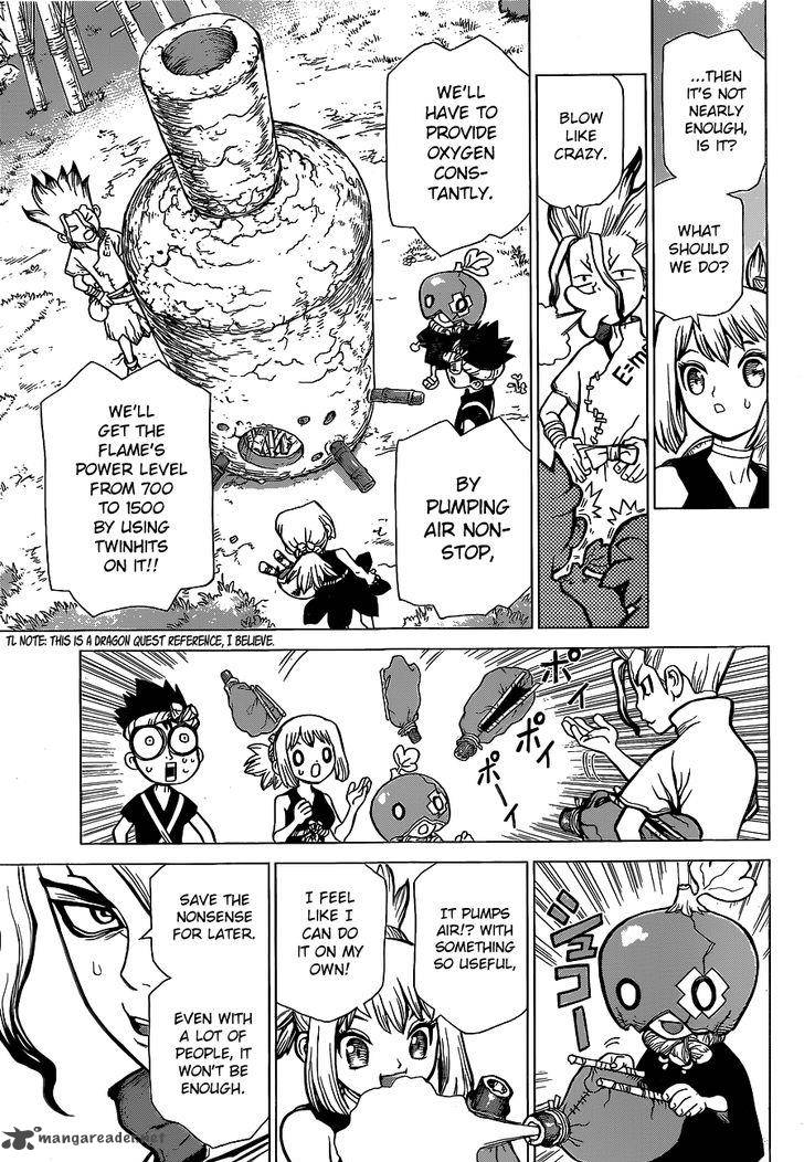 Dr. Stone : Chapter 21 image 014