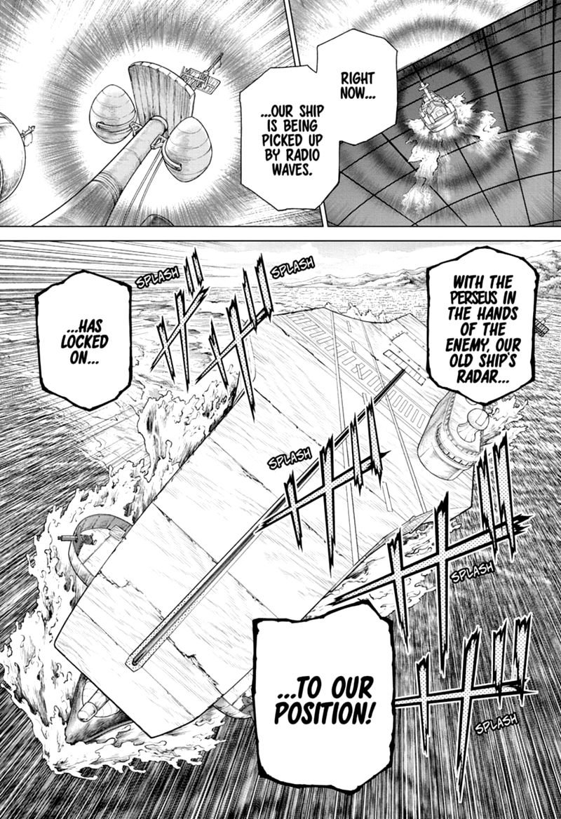 Dr. Stone, Chapter 173 image 008