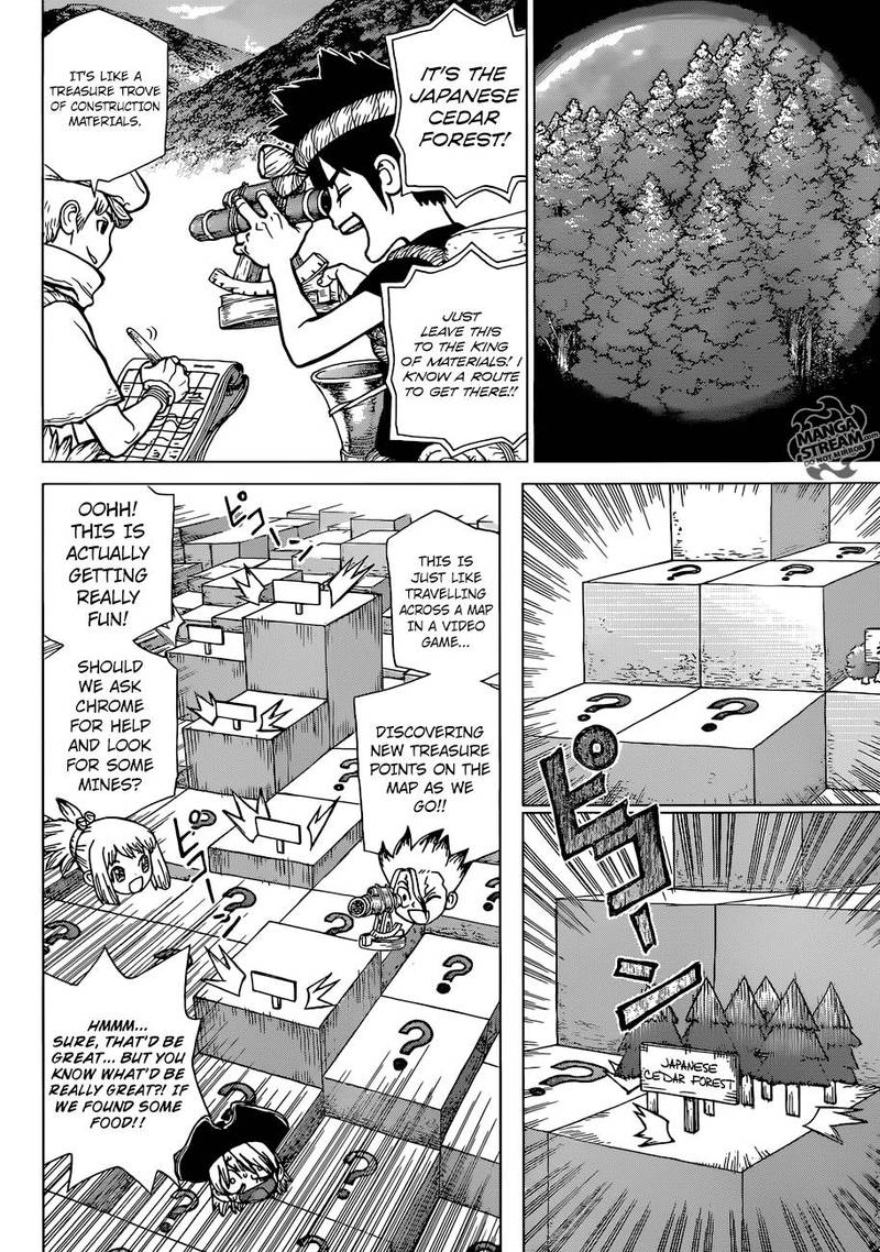 Dr. Stone : Chapter 90 - New World Map image 007