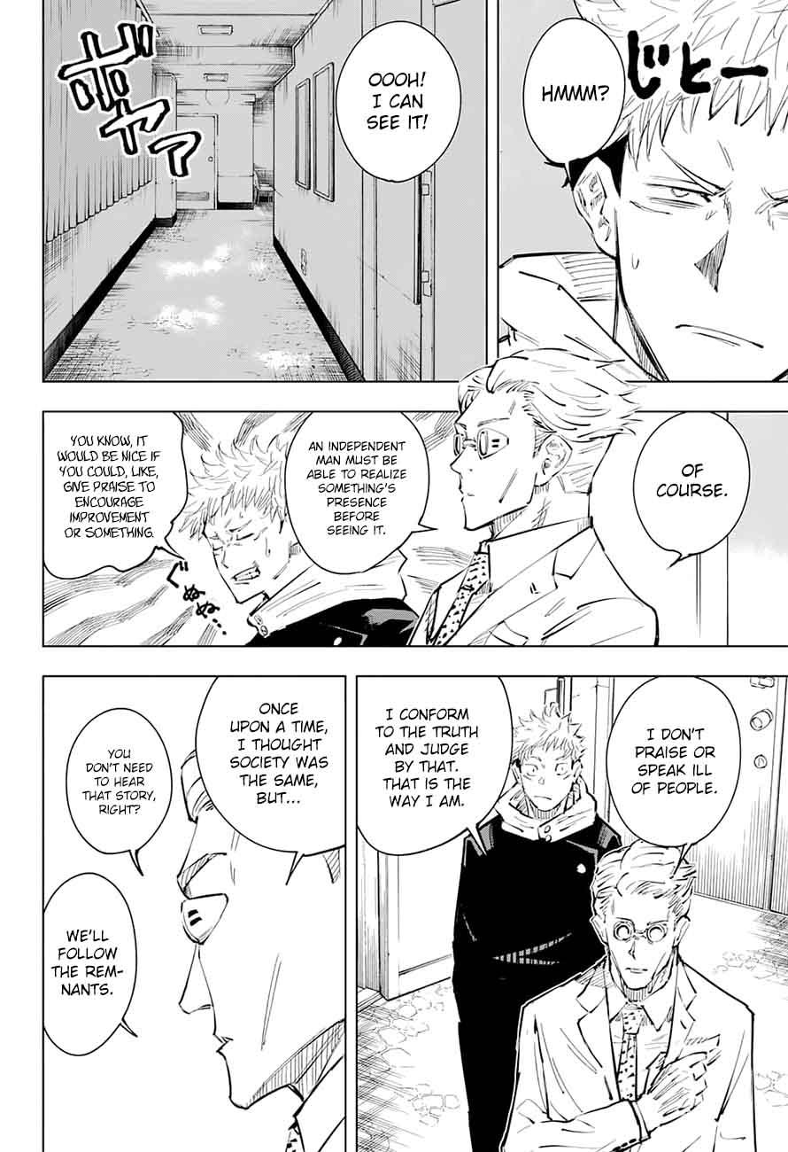 Jujutsu Kaisen, Chapter 19 image 010