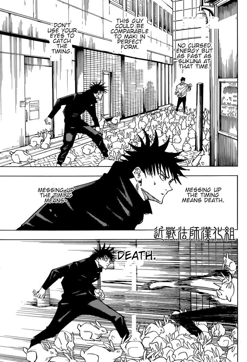 Jujutsu Kaisen, Chapter 113 image 010