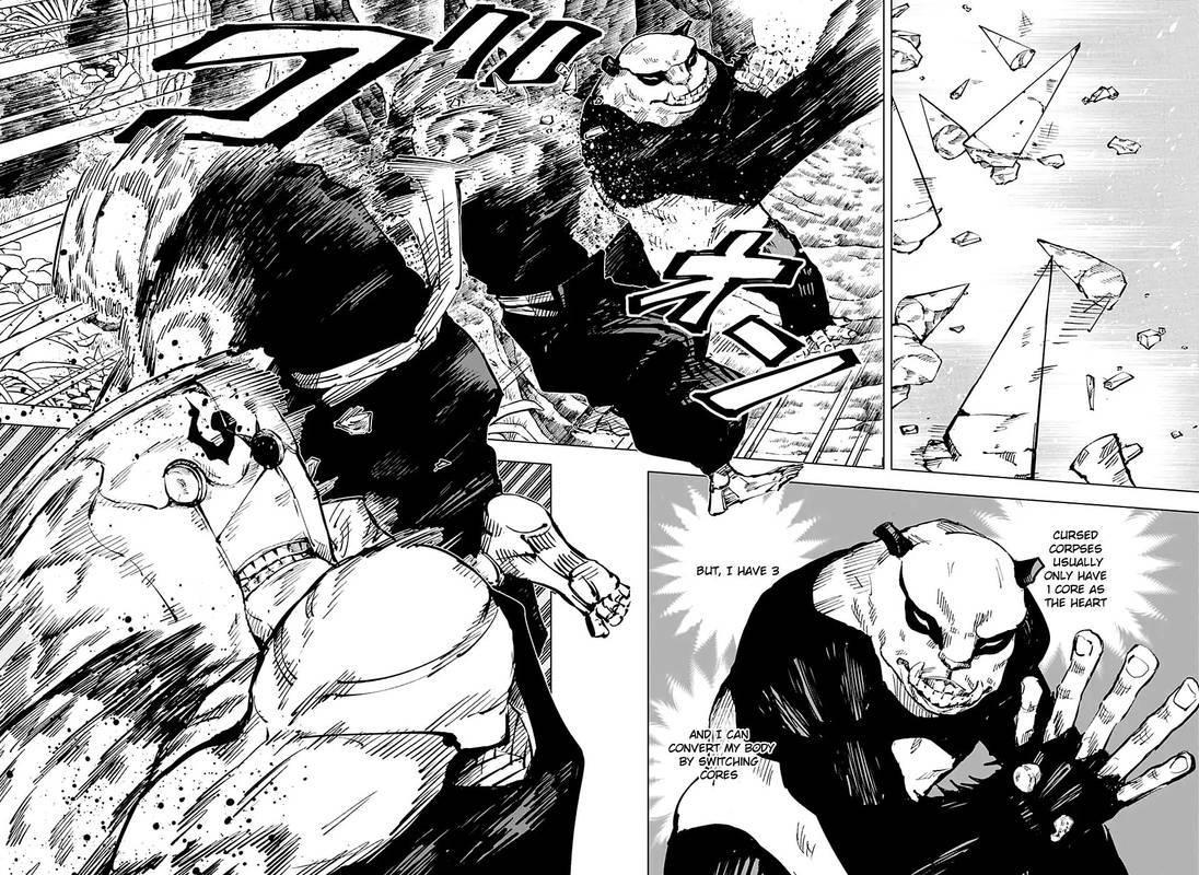 Jujutsu Kaisen, Chapter 39 image 004