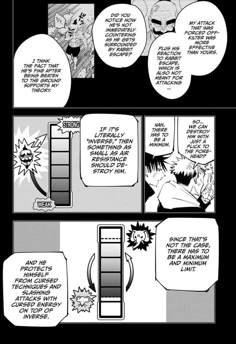 Jujutsu Kaisen, Chapter 97 image 013