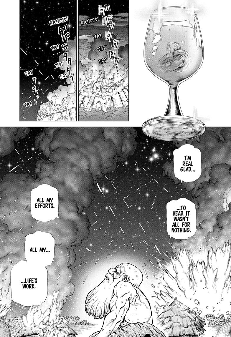 Dr. Stone, Chapter 190 image 009