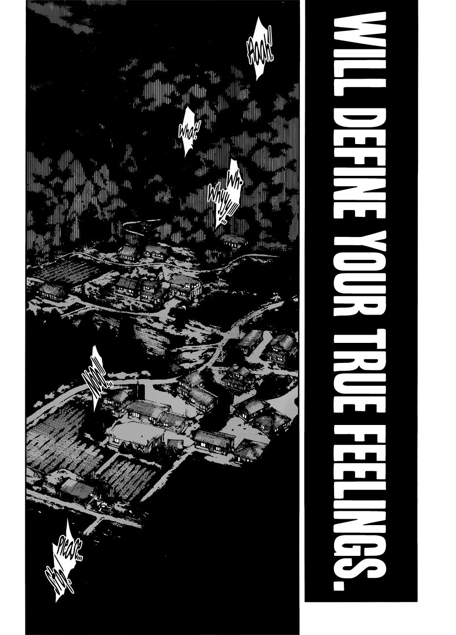 Jujutsu Kaisen, Chapter 77 image 020