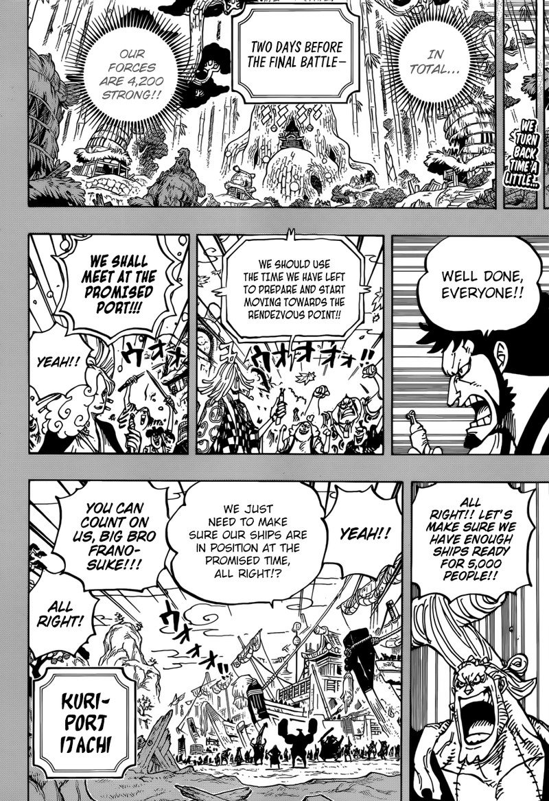 One Piece, Chapter 959 image 002