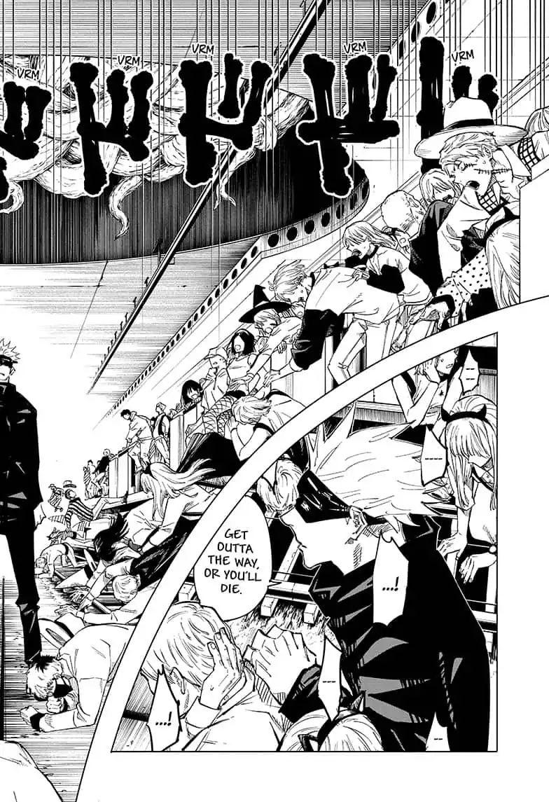 Jujutsu Kaisen, Chapter 84 image 004