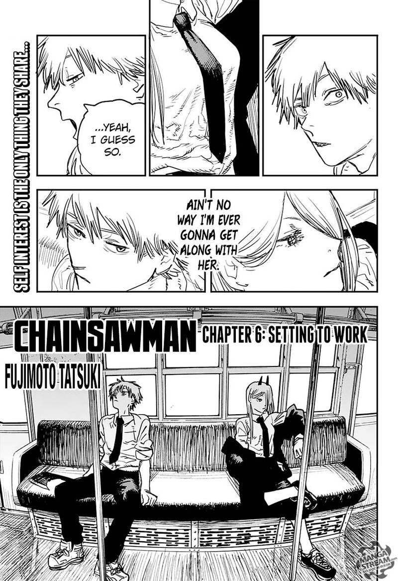 Chainsaw Man, Chapter 6 image 003
