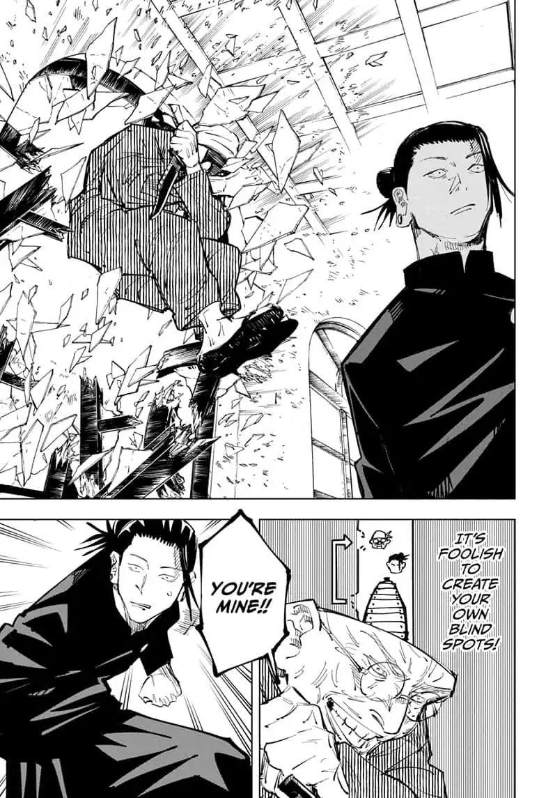 Jujutsu Kaisen, Chapter 68 image 011