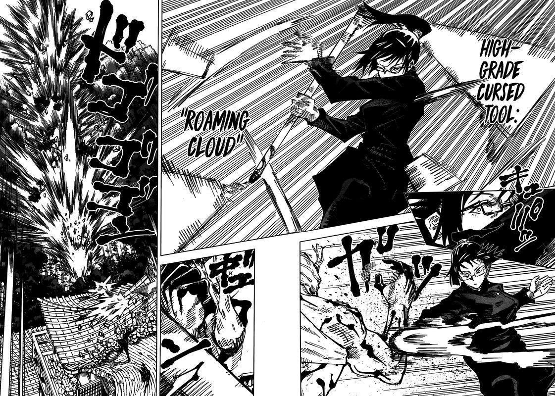 Jujutsu Kaisen, Chapter 47 image 002