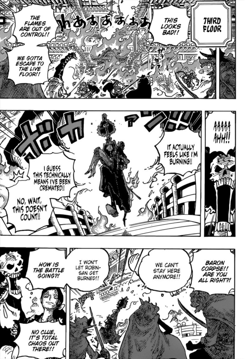 One Piece, Chapter 1024 image one_piece_1024_5