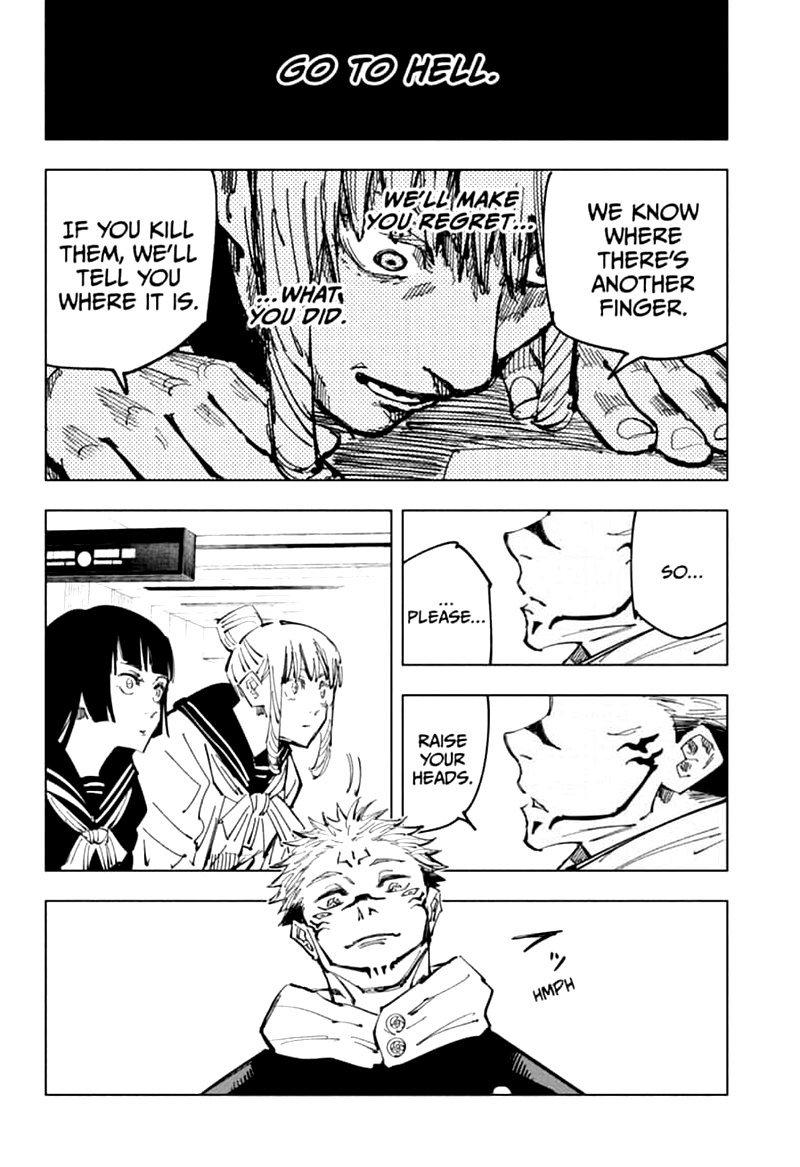 Jujutsu Kaisen, Chapter 112 image 012
