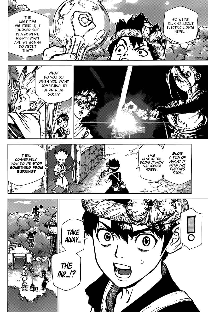 Dr. Stone : Chapter 53 image 013