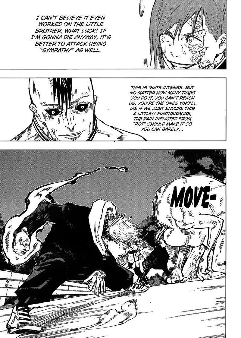 Jujutsu Kaisen, Chapter 61 image 003