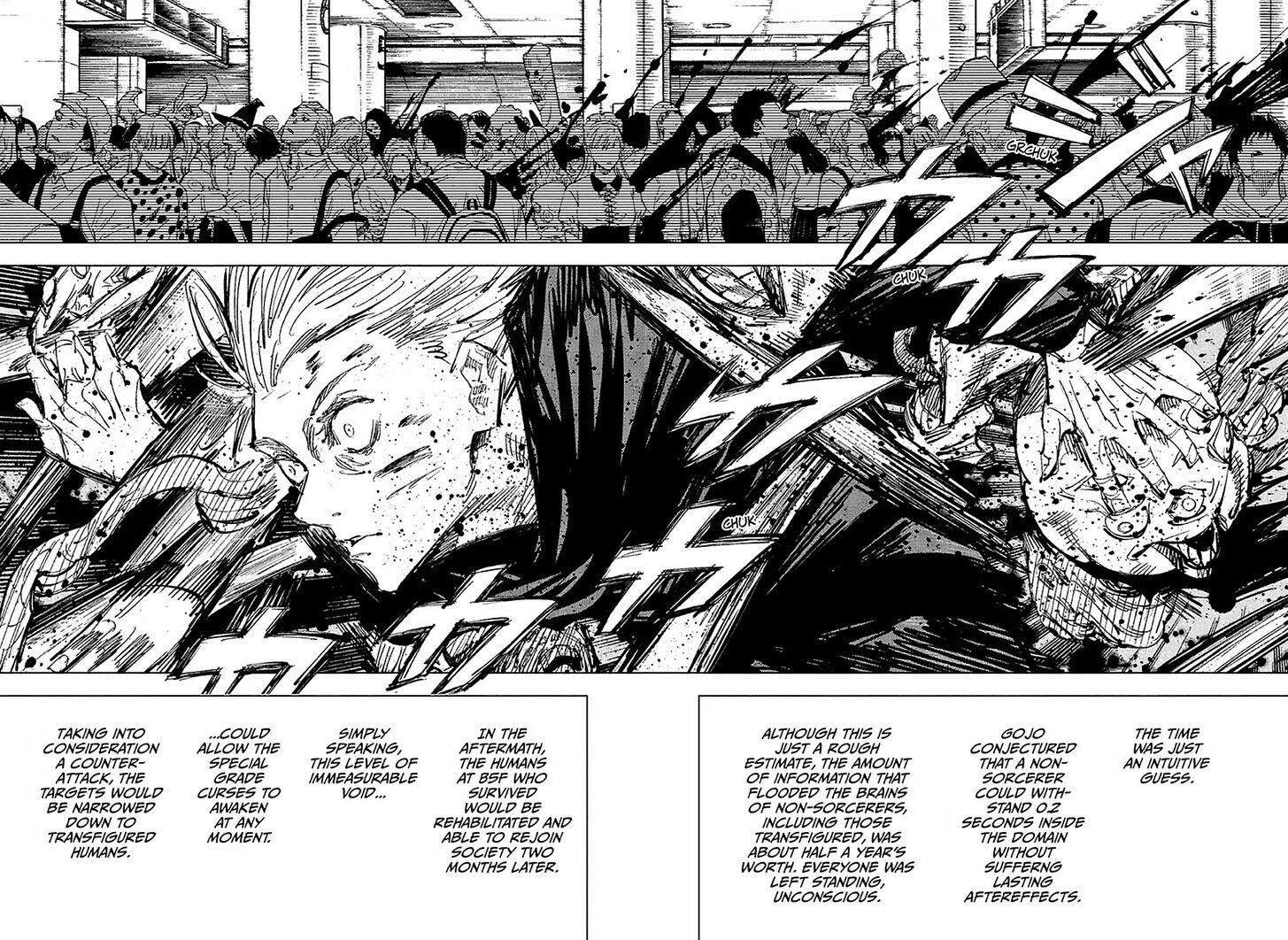 Jujutsu Kaisen, Chapter 89 image 014