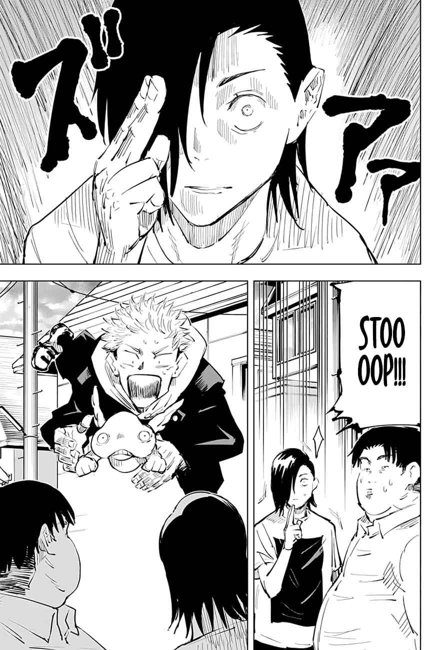 Jujutsu Kaisen, Chapter 22 image 013