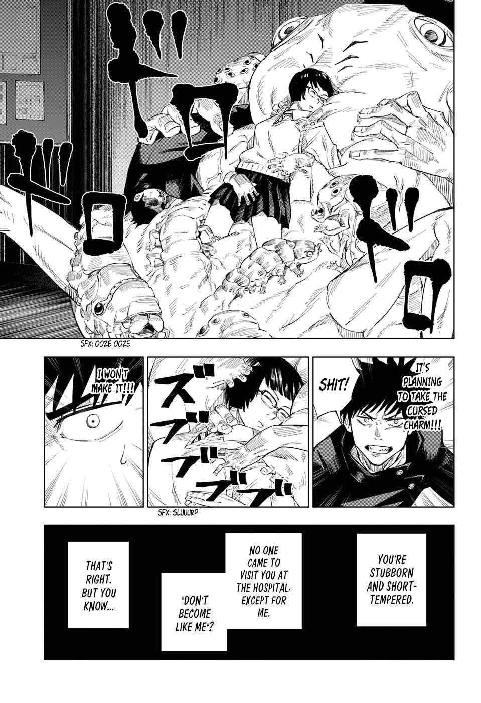 Jujutsu Kaisen, Chapter 1 image 034