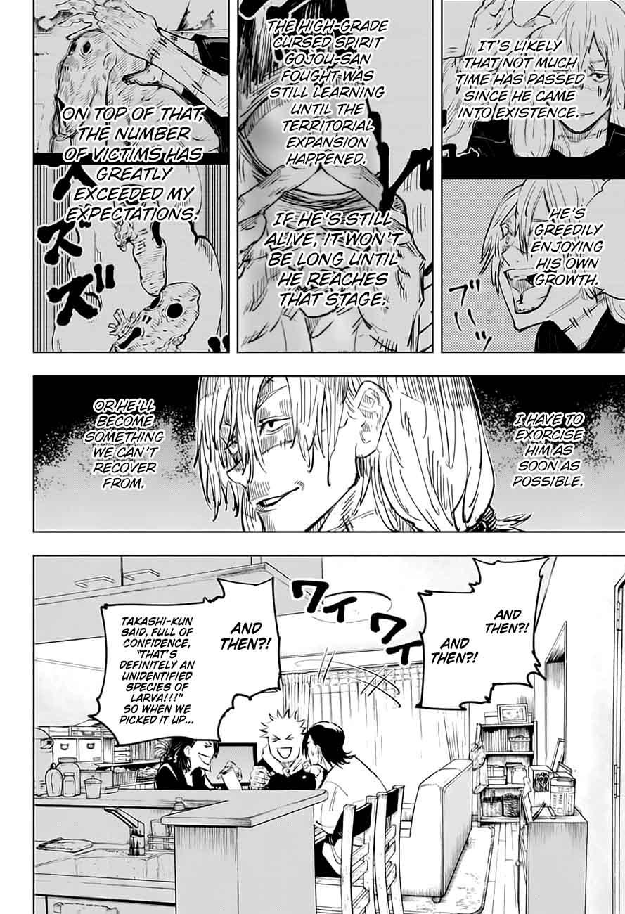 Jujutsu Kaisen, Chapter 24 image 012
