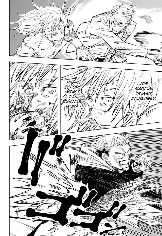 Jujutsu Kaisen, Chapter 29 image 014