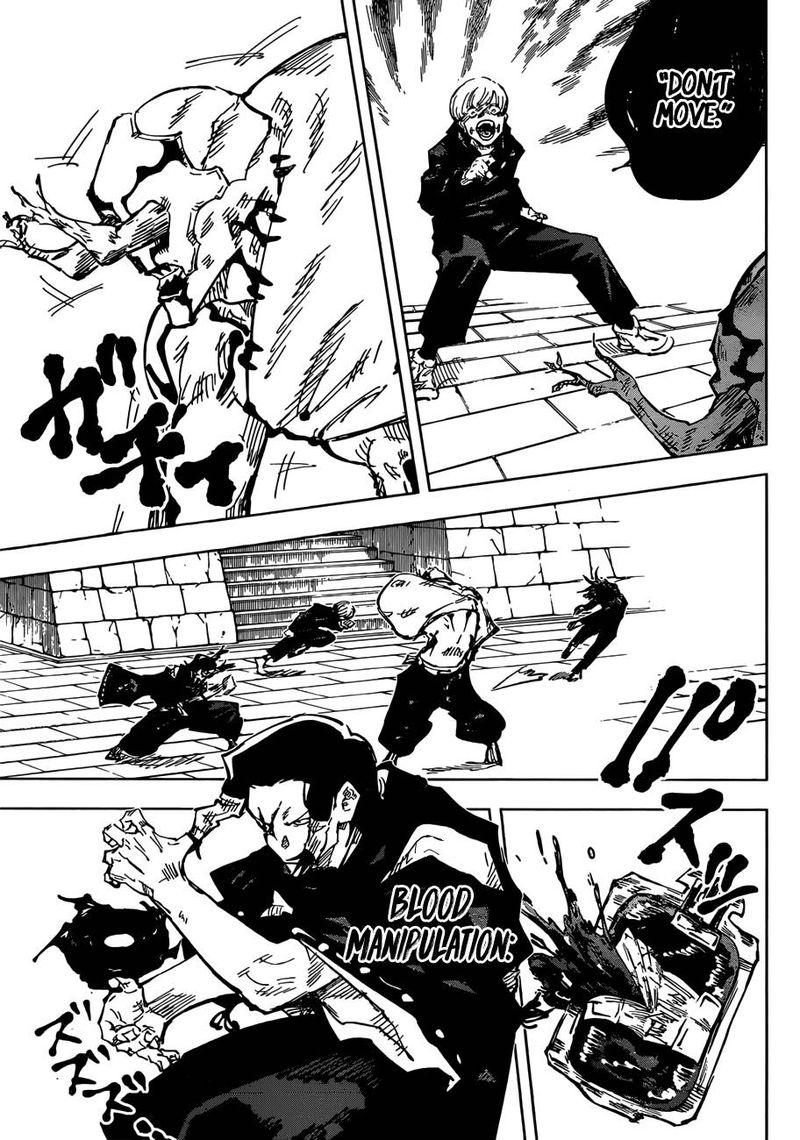 Jujutsu Kaisen, Chapter 45 image 012