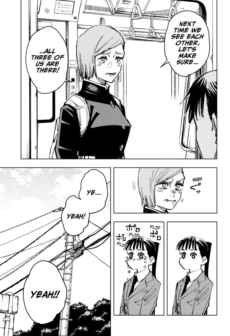 Jujutsu Kaisen, Chapter 125 image 011