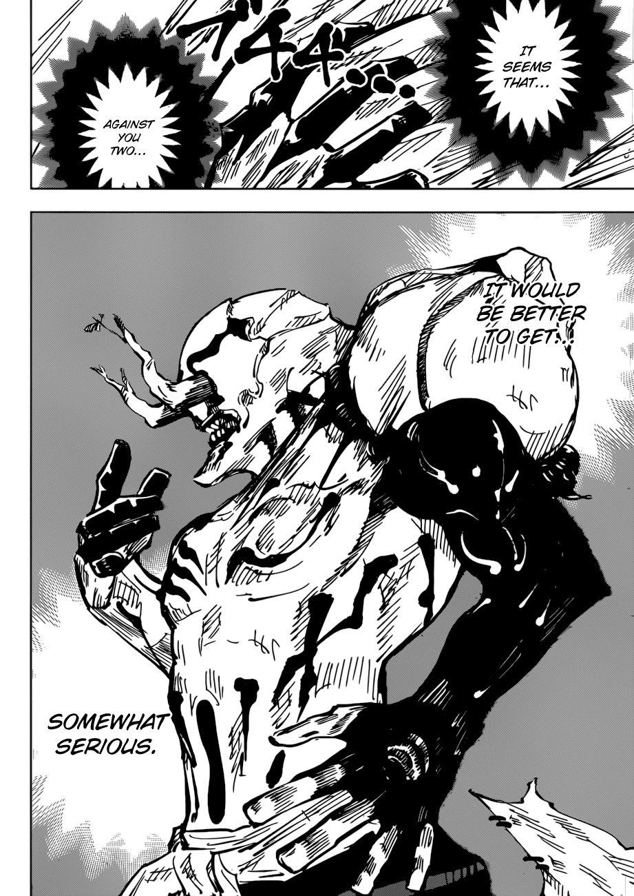 Jujutsu Kaisen, Chapter 49 image 007