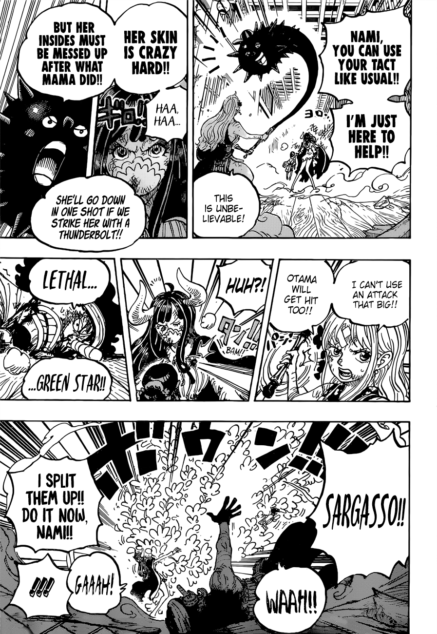 One Piece, Chapter 1016 image op_1016_009