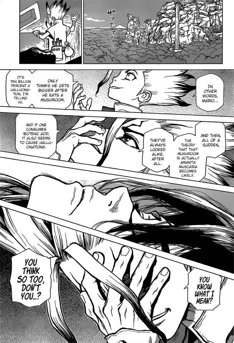Dr. Stone : Chapter 83 - image 018