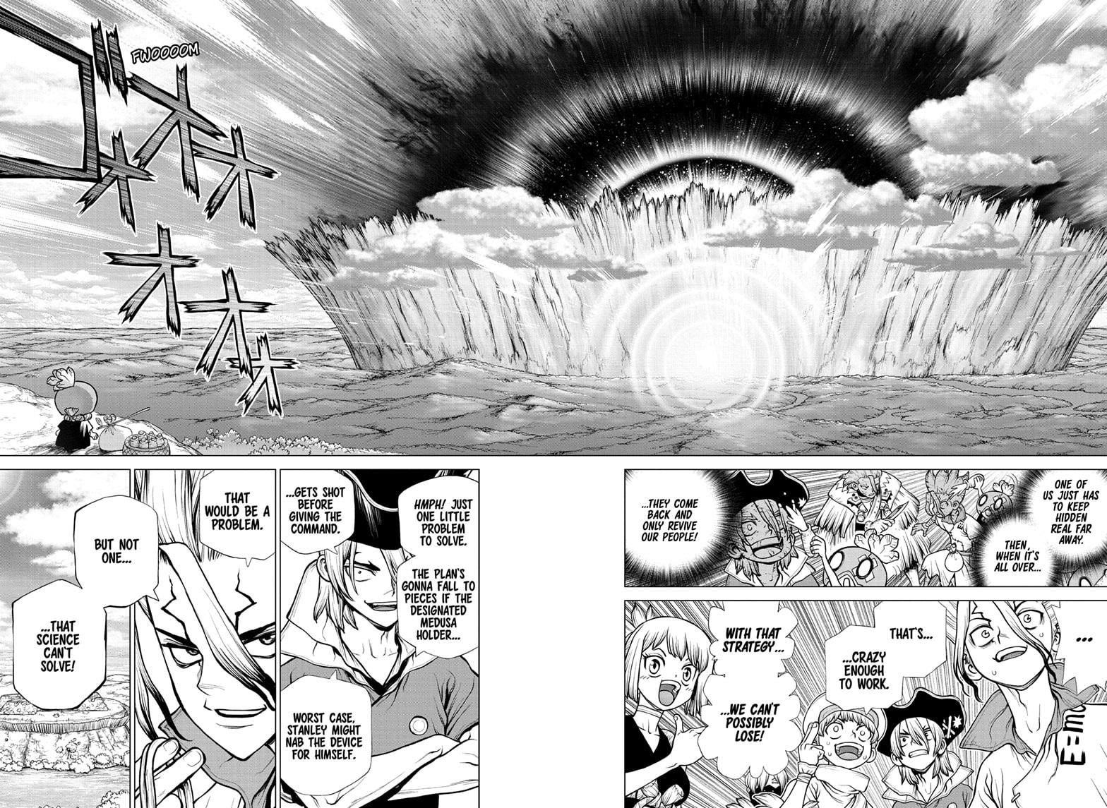 Dr. Stone, Chapter 184 image 016
