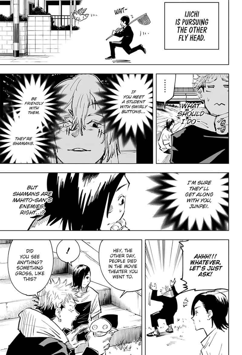 Jujutsu Kaisen, Chapter 23 image 018