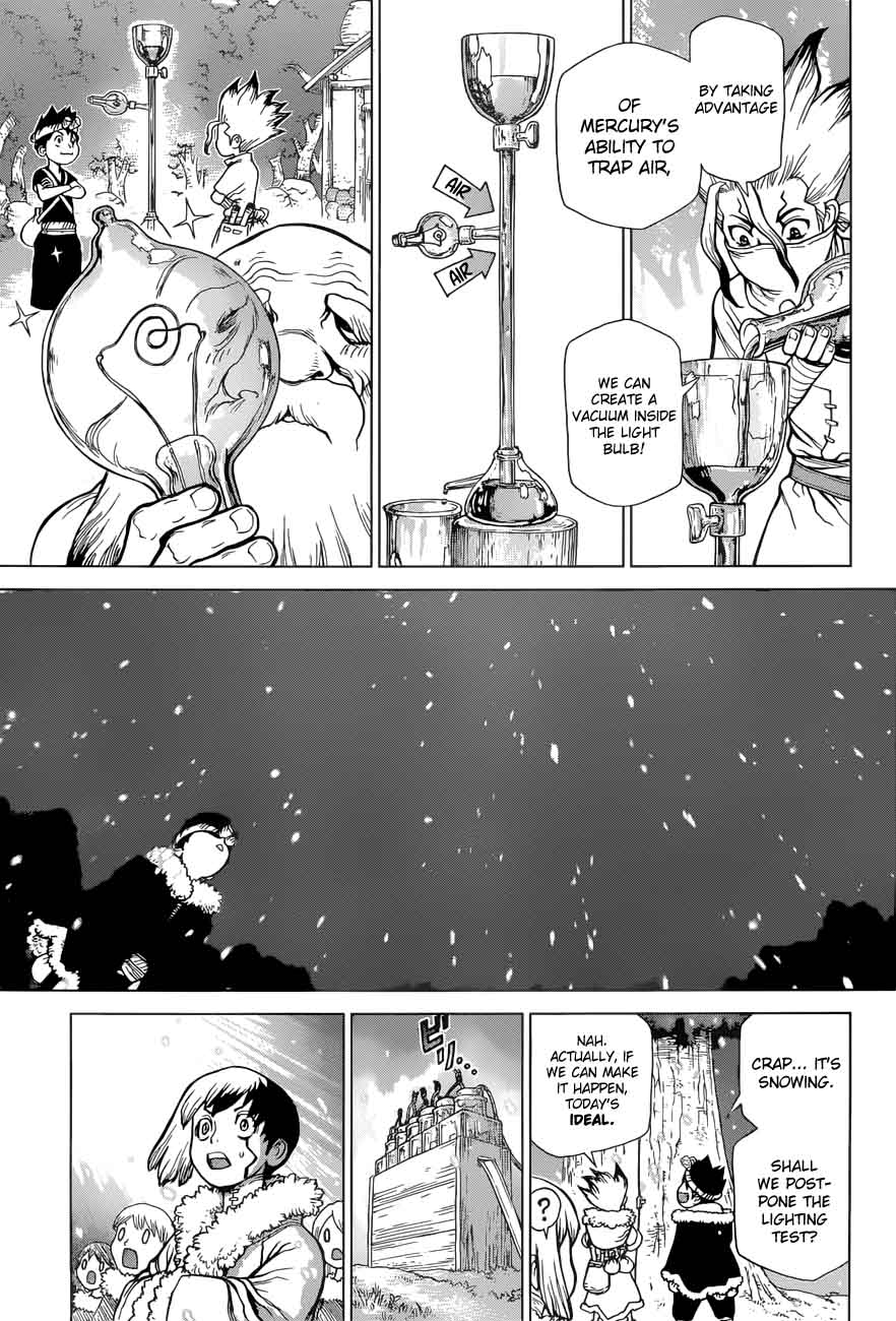 Dr. Stone : Chapter 53 image 014