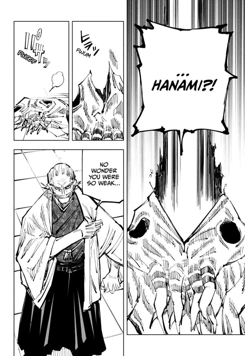 Jujutsu Kaisen, Chapter 106 image 018