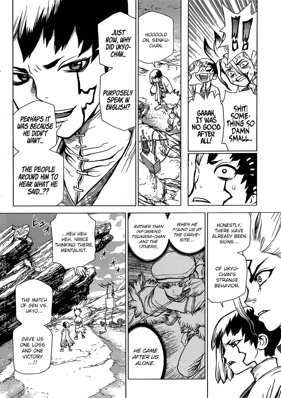 Dr. Stone : Chapter 73 image 013