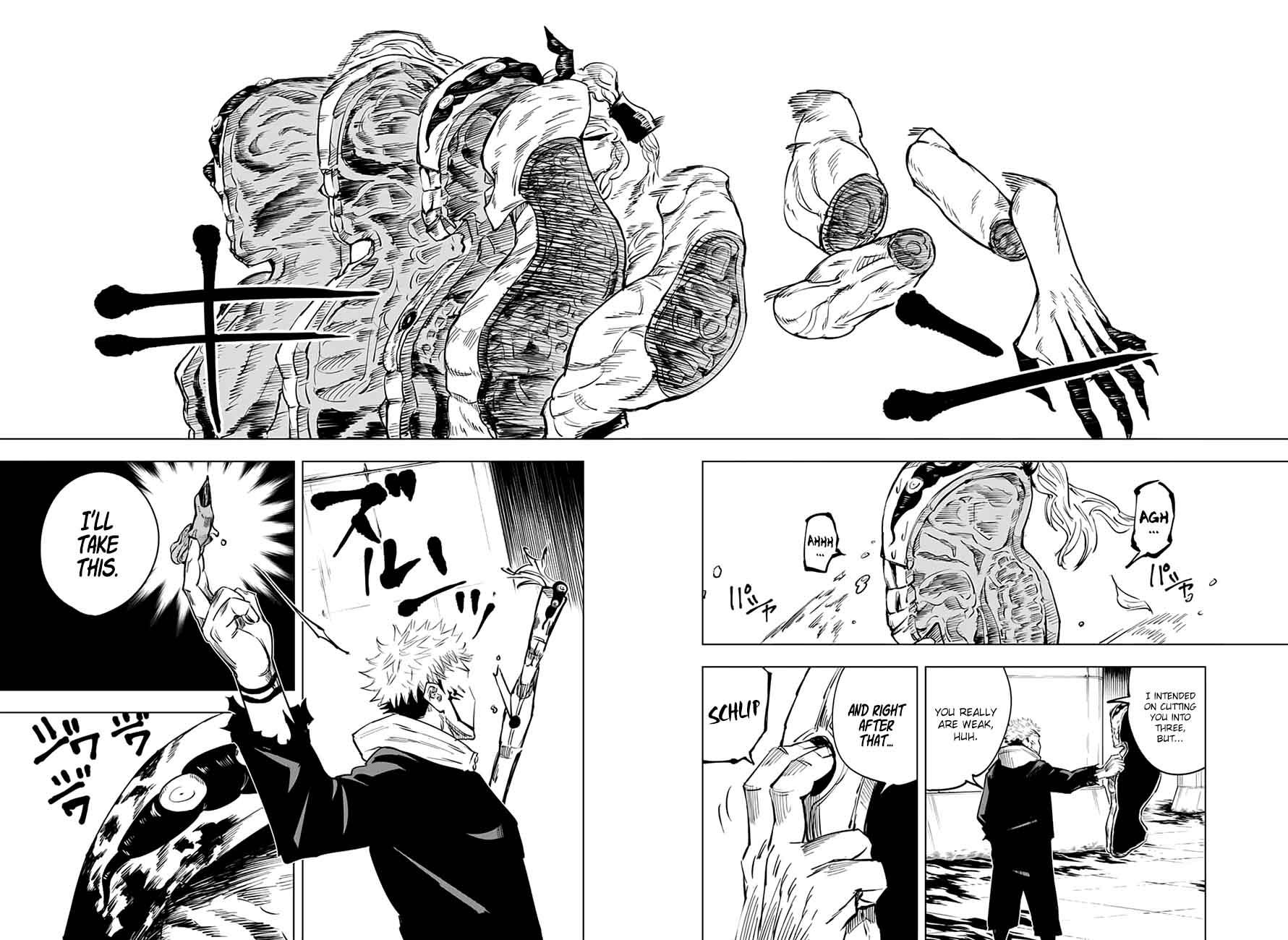 Jujutsu Kaisen, Chapter 8 image 014
