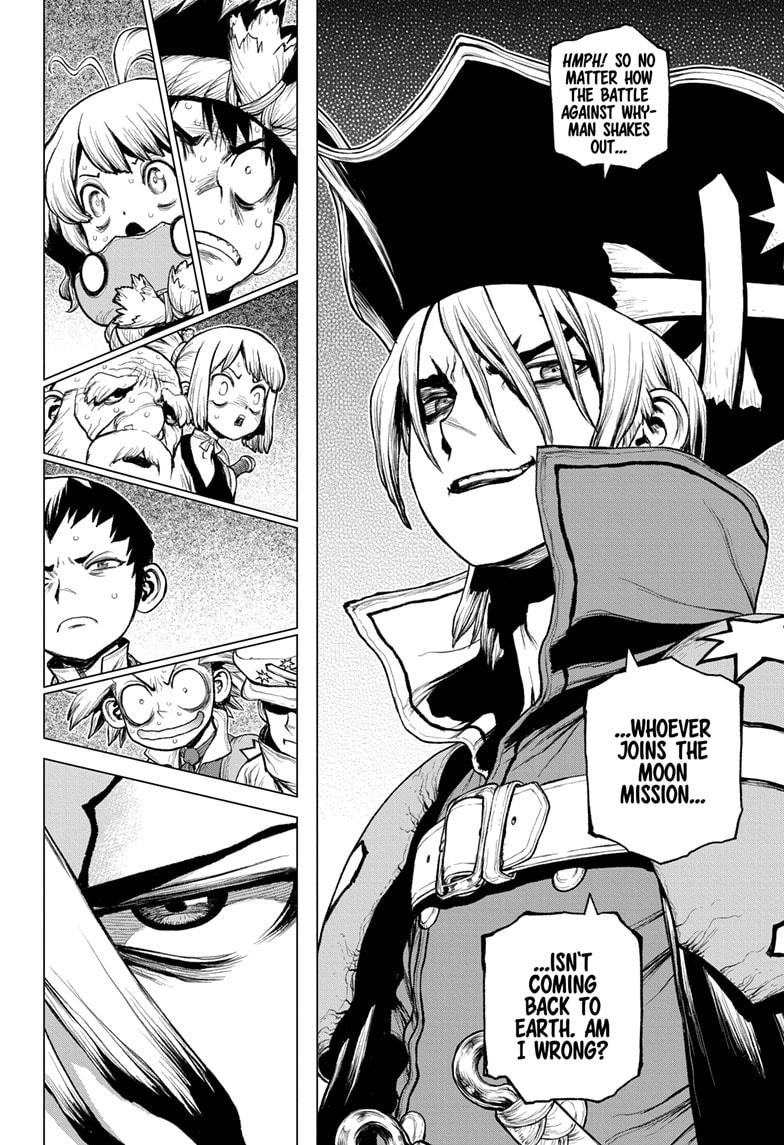 Dr. Stone, Chapter 209 image 15