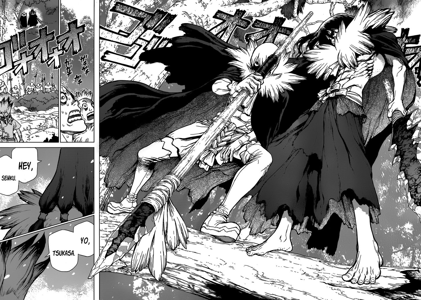 Dr. Stone : Chapter 76 image 007