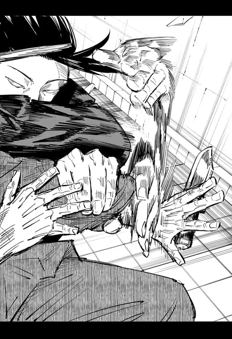 Jujutsu Kaisen, Chapter 68 image 014