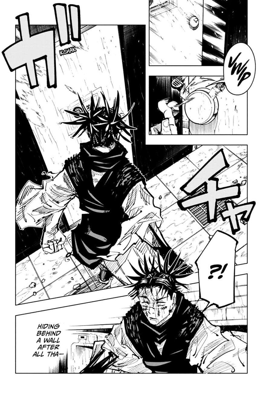 Jujutsu Kaisen, Chapter 105 image 010